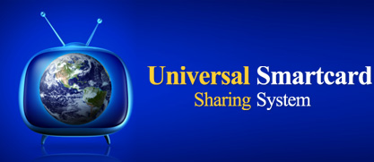 Universal Smartcard Sharing System